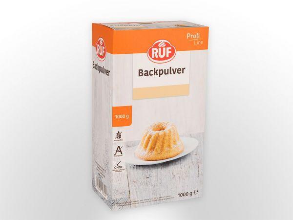 RUF Backpulver 1,0kg