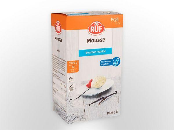 RUF Mousse Vanille (mit Wasser) 1,0kg