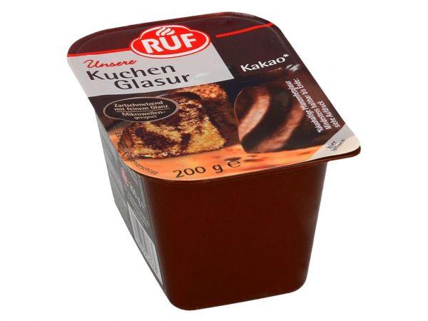 RUF Glasur Kakao 200g