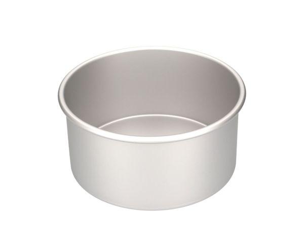 Backform rund, tief, für Torten 22,5x10cm