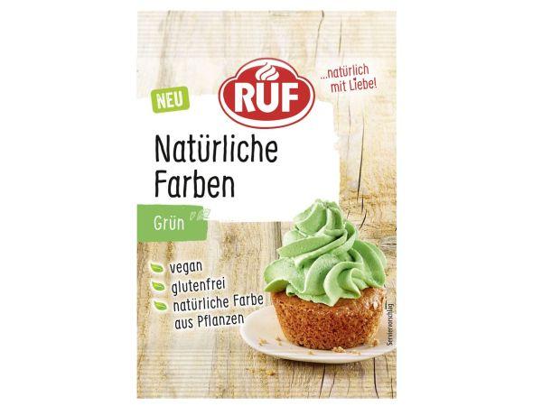 RUF Natürliche Farben Grün 8g