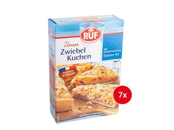 7x RUF Zwiebel Kuchen 300g