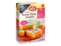 RUF Bunter Party Kuchen glutenfrei 815g