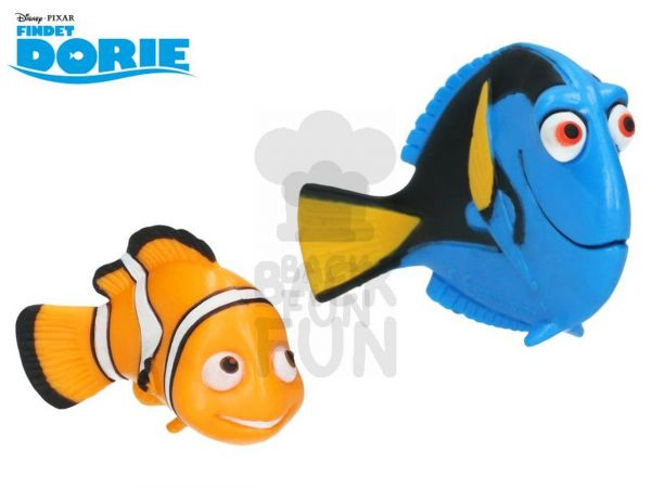 Disney Figuren-Set Nemo und Dorie