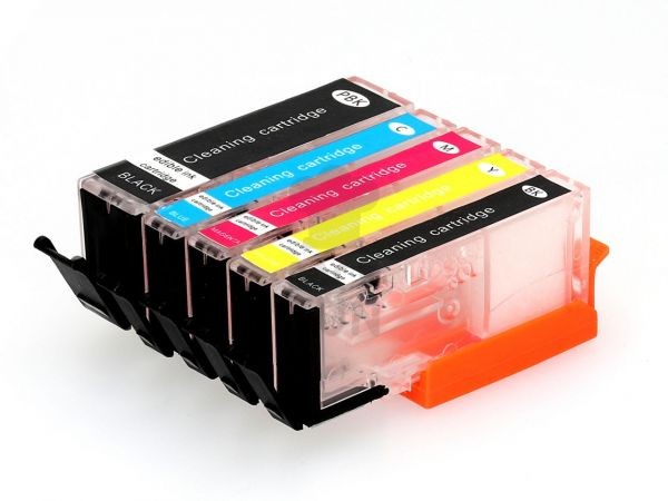 Reinigungsset für Lebensmitteldrucker PGI-570-CLI-571