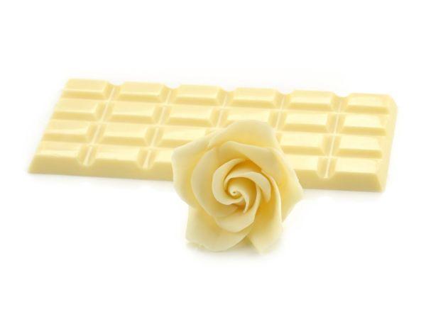 Modellier-Schokolade Weiß 600g
