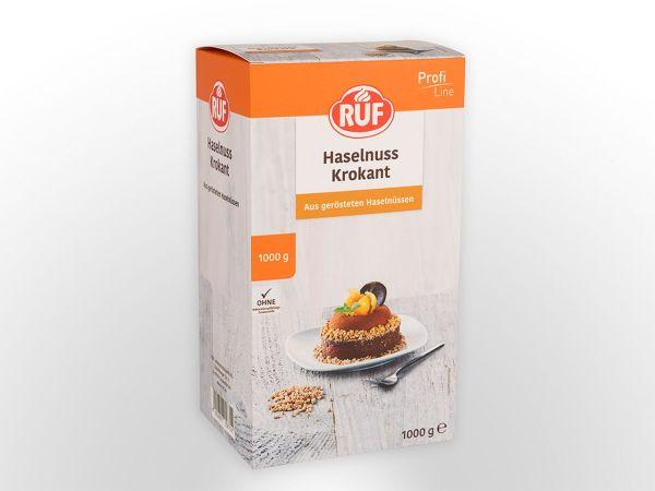 RUF Haselnusskrokant 1,0kg