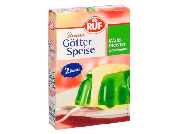 RUF Götterspeise Waldmeister 2er Pack 2x12g
