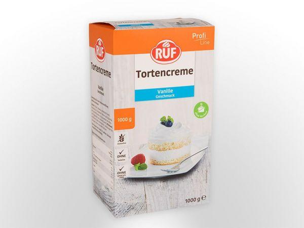 RUF Tortencreme Vanille 1,0kg