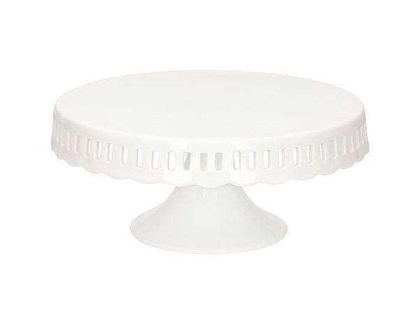 Tortenständer Infinity weiß 25cm