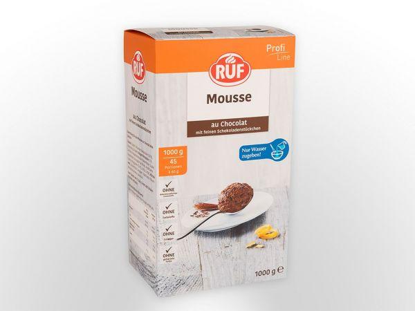 RUF Mousse Schoko (mit Wasser) 1,0kg
