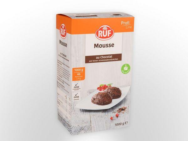 RUF Mousse au Chocolat 1,0kg