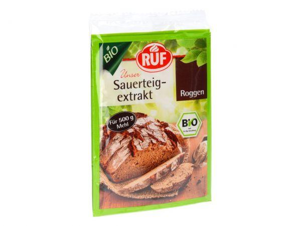 RUF Bio Sauerteig Extrakt 2er Pack 2x15g