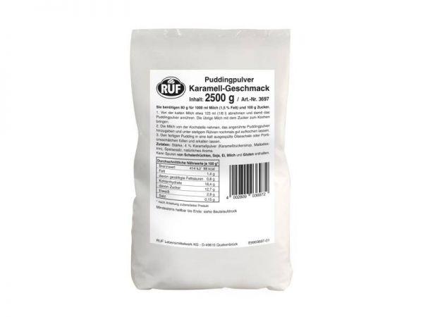 RUF PP Karamell 2,5kg Beutel