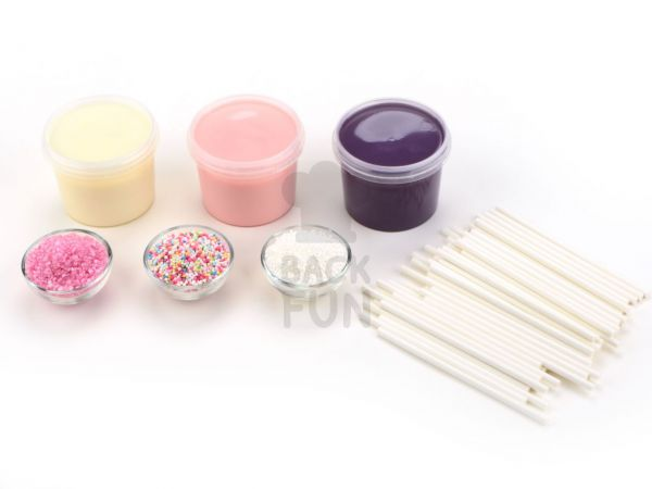 Cake-Pop Set Prinzessin
