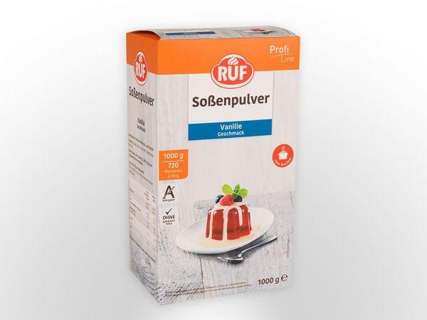 RUF Soßenpulver Vanille zK 1,0kg