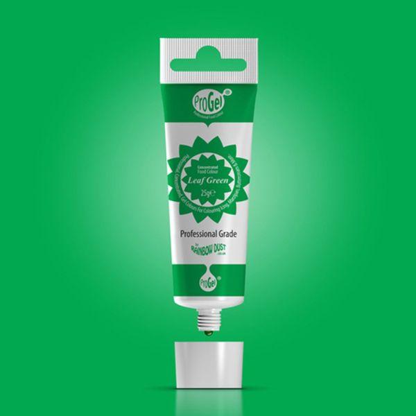 Lebensmittelfarbe ProGel Leaf Green 25g