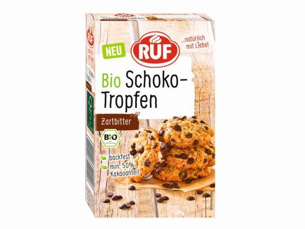 RUF Bio Schoko Tropfen 100g