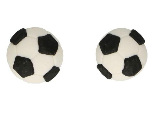 FunCakes Zuckerdekoration Fußball 8er Set