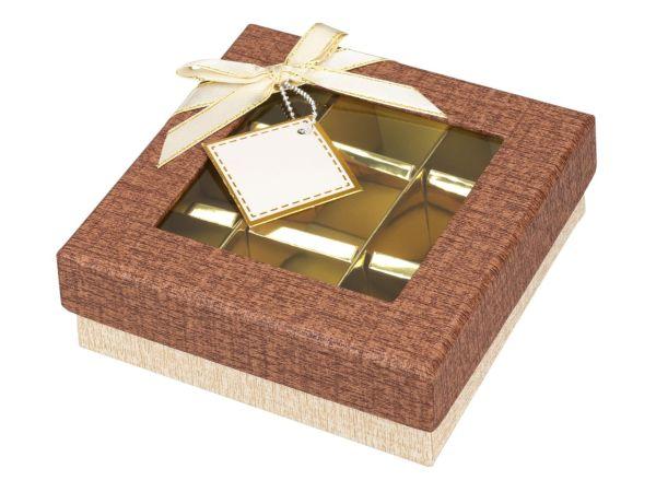 Chocolate Case Treasure für 9 Pralinen