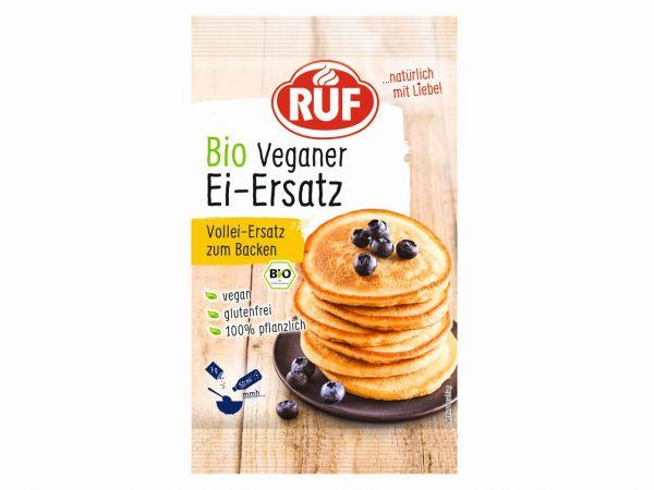 RUF Bio Veganer Ei Ersatz Vollei 28g
