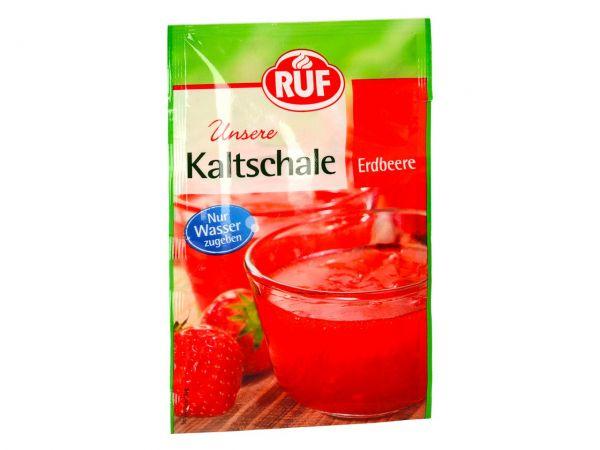 RUF Kaltschale Erdbeere 84g