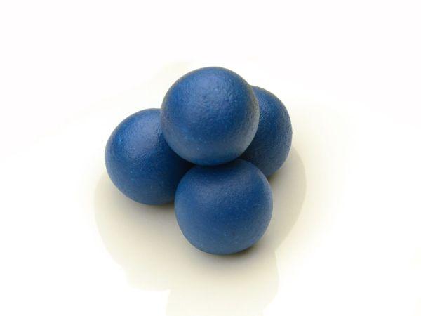 Marzipan angewirkt 70:30 blau 0,25kg