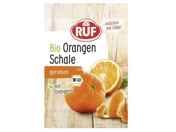 RUF Bio Orangenschale 5g
