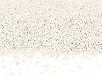 Mini-Perlen weiß 100g
