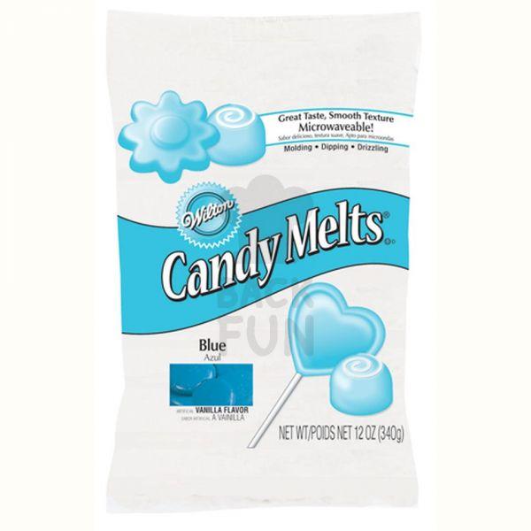 Wilton Candy Melts Blue 340g