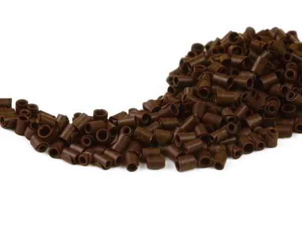 Schokoladen-Curls Zartbitter 50g